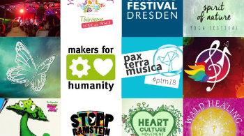 Marketing-Beitrag Friedensfestival